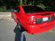 1999 Ford Mustang GT coupe for sale