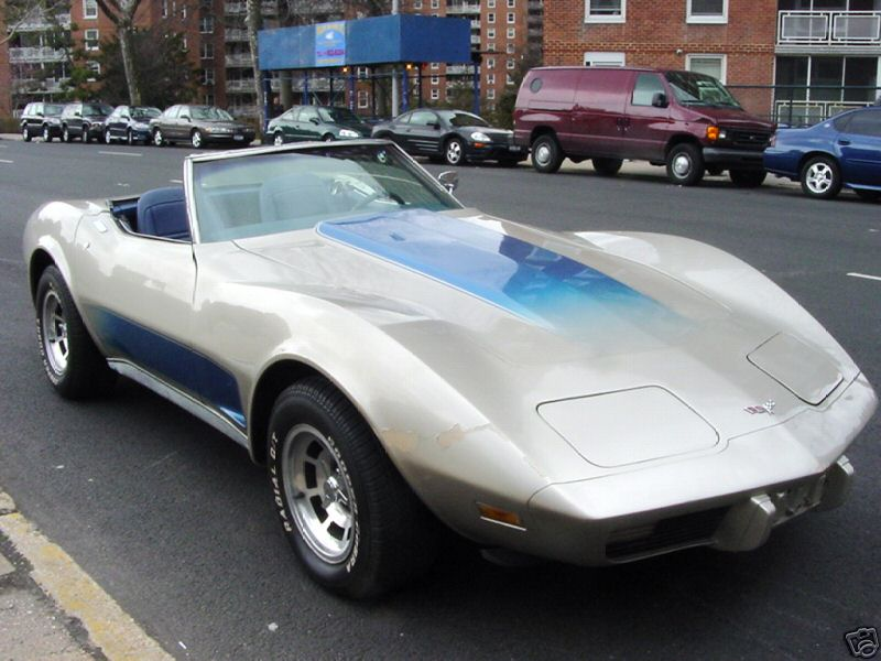 1977 Corvette Roadster for sale