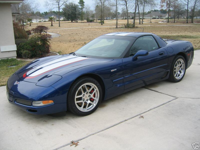 2004 C5 Z06 Commemorative Edition for sale