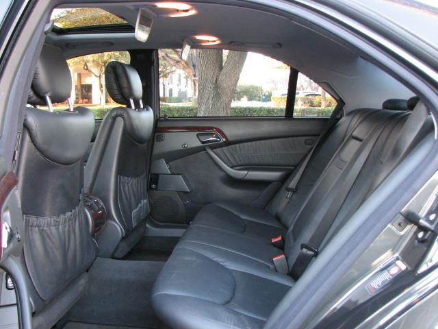 2002 Mercedes Benz S500 for sale